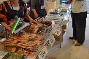 東北復興支援「東北物産品」販売会